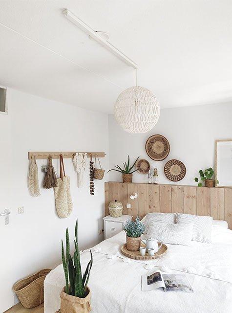Lightswing Schlafzimmer (Single mattweiß)